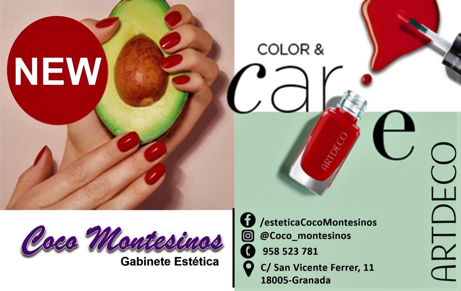 Coco Montesinos: Uñas para el verano
