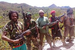 Tiga Sumber Pasokan Senjata Kelompok Bersenjata Papua