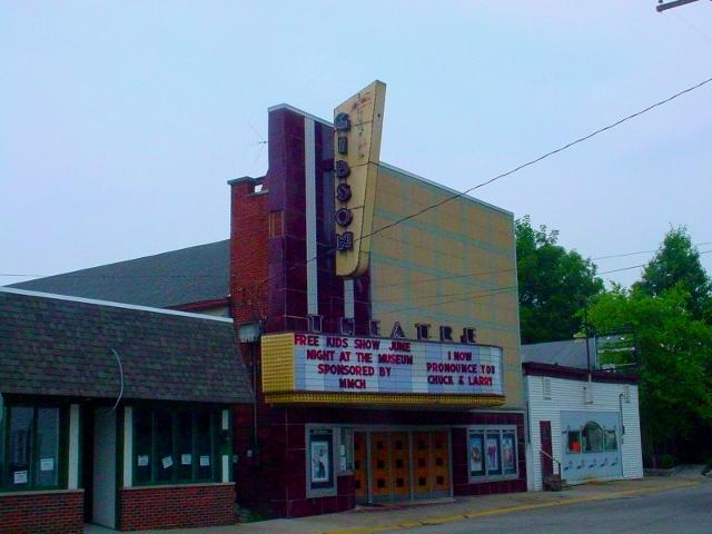 Batesville Auto Tour - Gibson Theatre