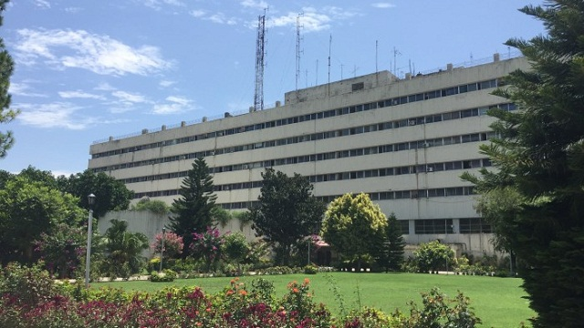 Another U-Turn; PTI government withdraws notification to lease Radio Pakistan's building
