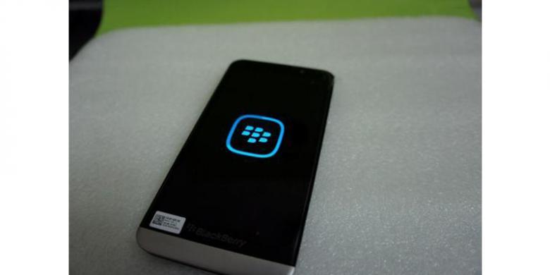 Blackberry A10 Blackberry Penerus Q10 Z10 Dan Q5