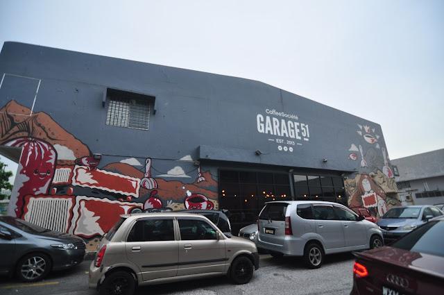 Garage 51 Bandar Sunway
