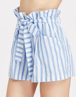 http://fr.shein.com/Belted-Ruffle-Waist-Striped-Shorts-p-354683-cat-1912.html