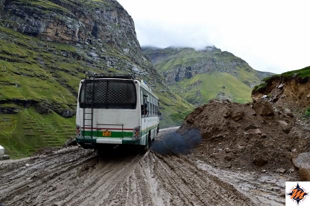 Koksar, Himachal Pradesh