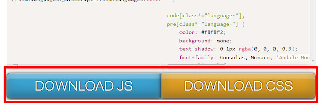 3 Easy Step To Add Prism Js Code Syntax Highlighter For Blogger