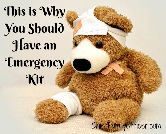 This is Why You Should Have an Emergency Kit