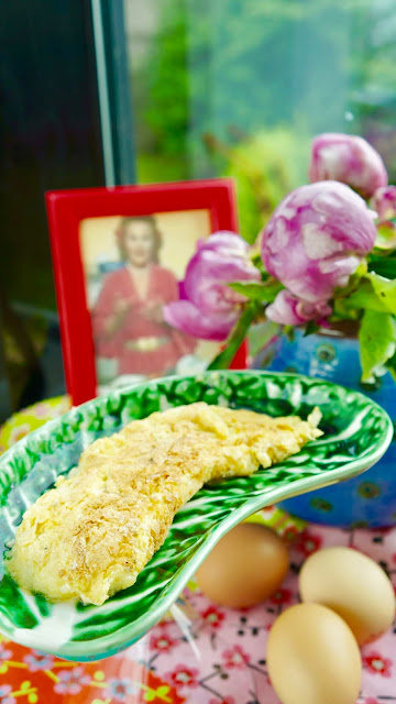 Fanny Cradock Soufflé Omelette