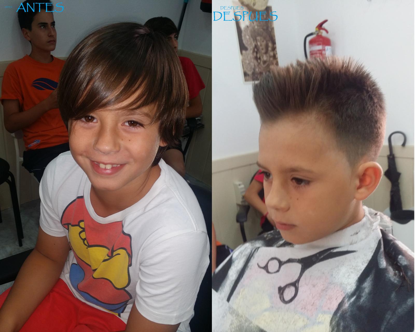 Peluquer a caballeros nuevo estilo antes y despues - Nuevo estilo peluqueria ...