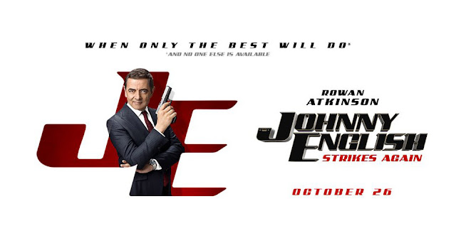 Film Johnny English 3