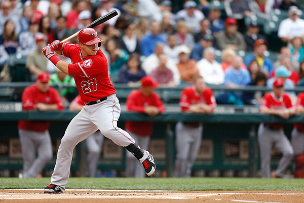 How Many Home Runs Does Mike Trout Have In