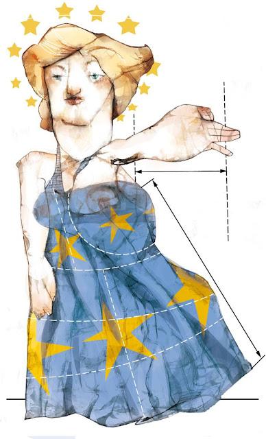 A vuelapluma. Fe en la Unión Europea