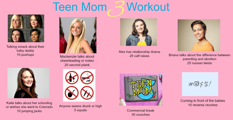 Teen Mom Teen Mom Posted 54