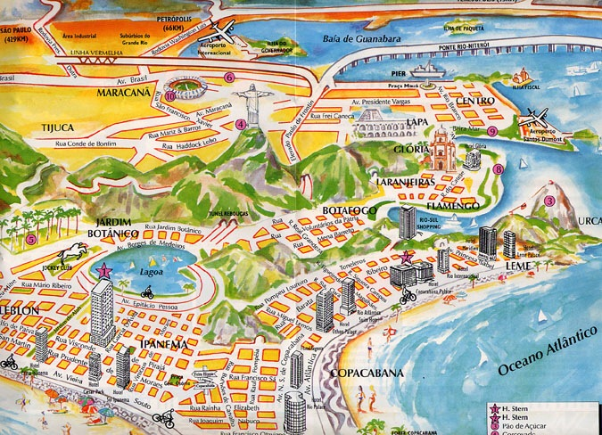 brazil map wallpaper - photo #13