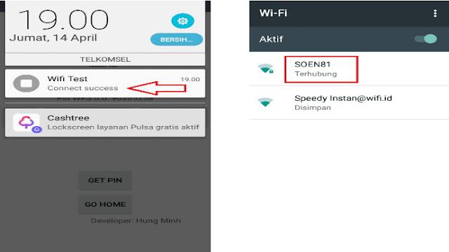 Cara mudah Membobol WiFi Orang Lain Lewat Aplikasi Android
