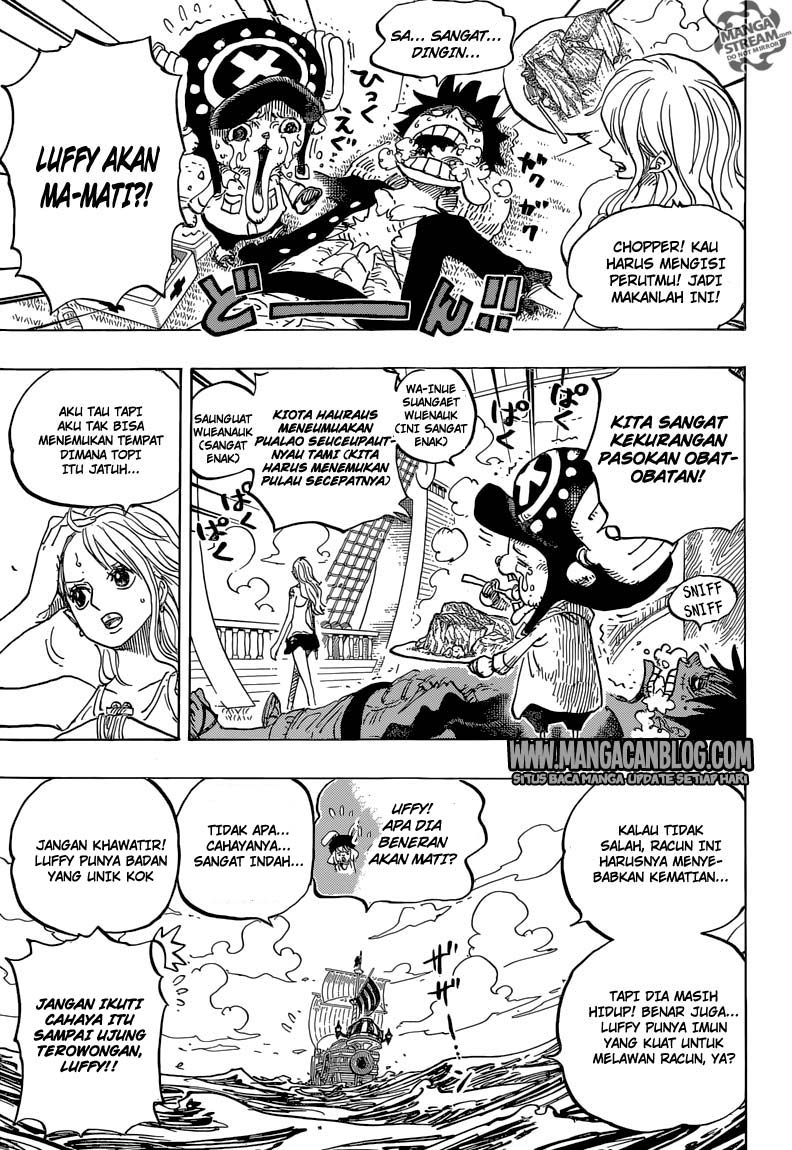 One Piece Chapter 825-13