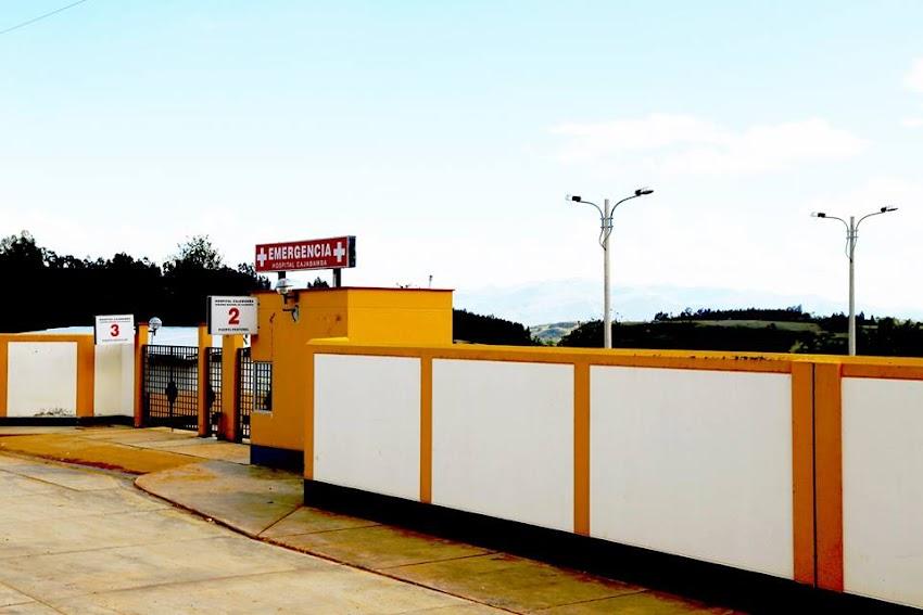 Conozca los ambientes del moderno Hospital de Cajabamba (FOTOS)