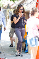 Priyanka Chopra looks super cute shooting her new Movie in Hollywood ~  Exclusive Celebrities Galleries 006.jpg