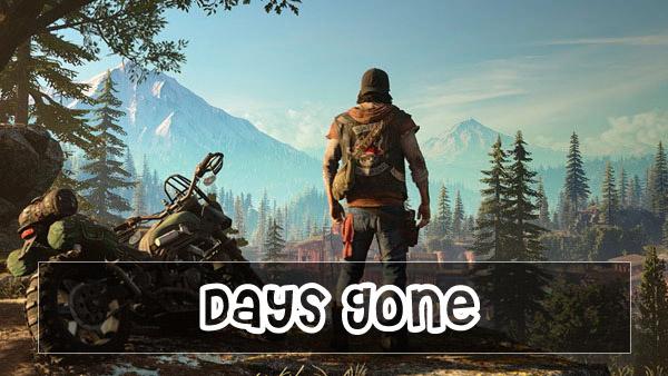 الكشف عن موعد صدور لعبة Days Gone