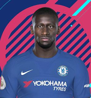 PES 2018 Facepack Premier League by Denis