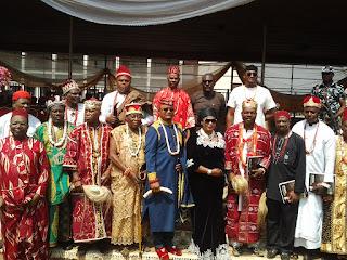 Anambra North Senator hosts Constituents, gives account of stewardship