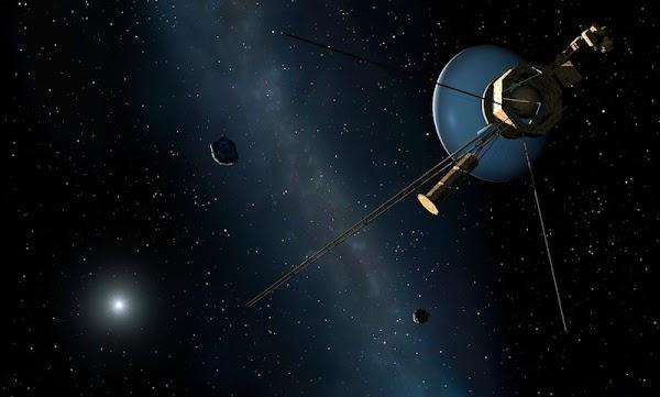 La sonda Voyager 2 llegó al espacio Interestelar