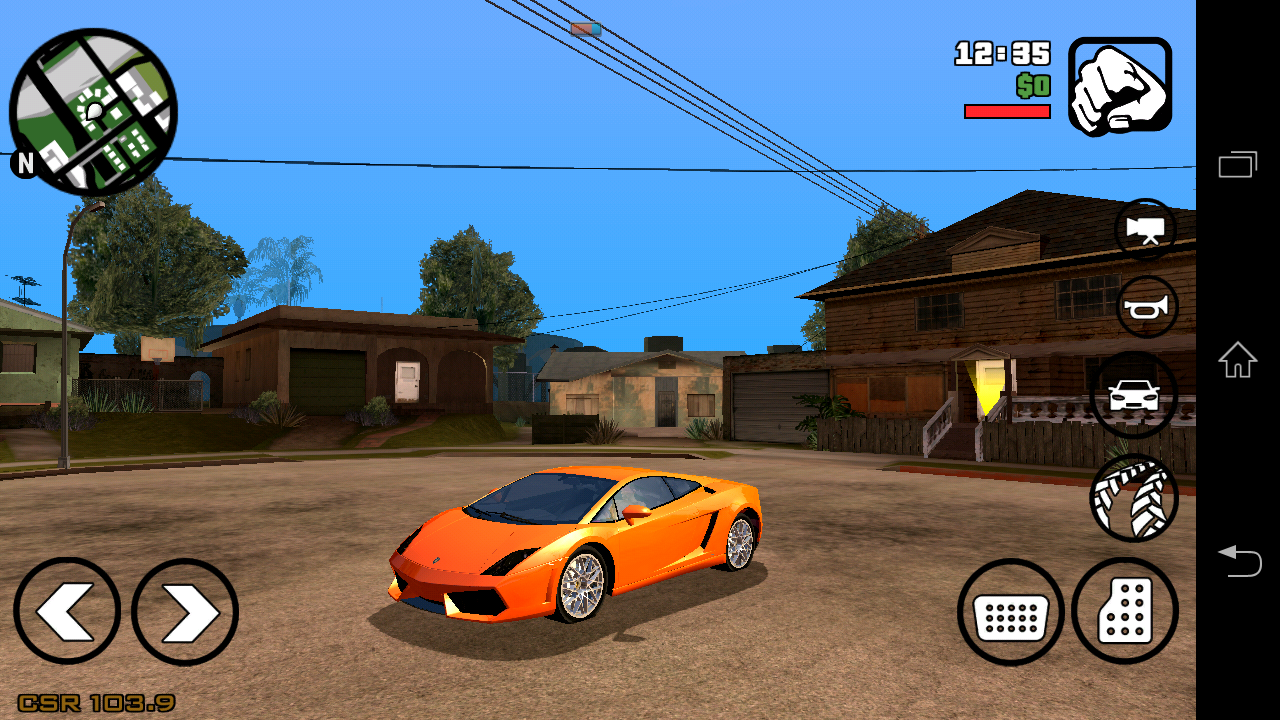 GTA San Andreas for Android APK Free Download Letest ...
