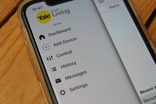 Yale Smart Living App Review