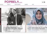Popbela, Situs Fashion Terbaik