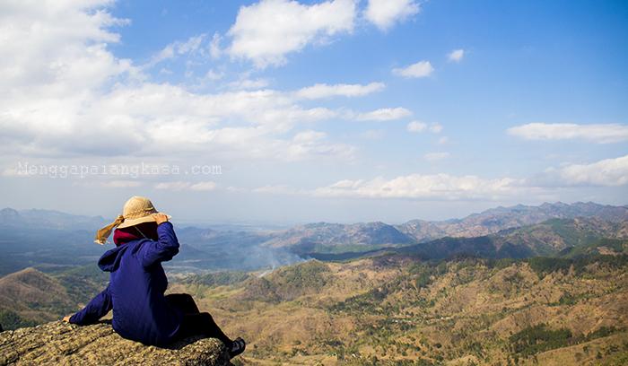 Spot Foto Favorit di Gunung Besek