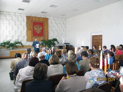 Председателям избирательных участков напомнили правила пожарной безопасности