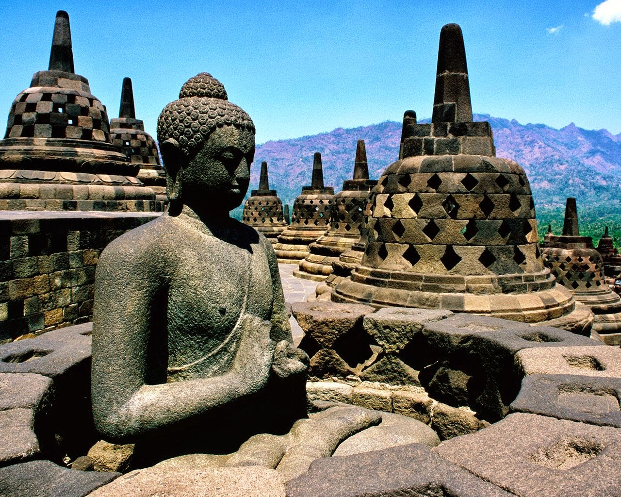 Welcome Dattebasa Akulturasi Kebudayaan Nusantara Hindu Buddha