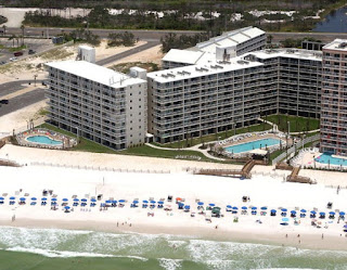 Seaside Beach & Racquet Club, Ole River, Phoenix III Resort Condominiums For Sale, Orange Beach AL