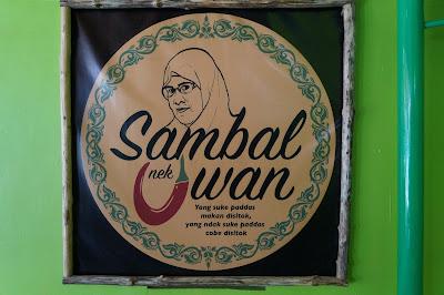 Warong Makan Sambal Nek Uwan logo