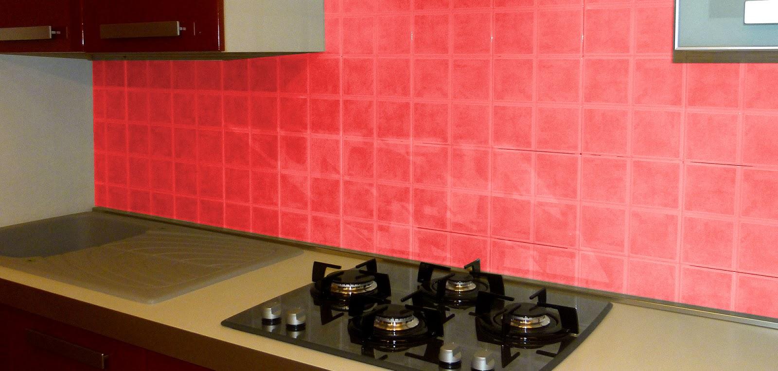 Colorare piastrelle cucina - Verniciare le piastrelle ...