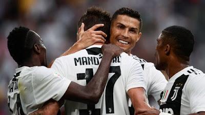 Highlight Juventus 2-0 Lazio, 25 Agustus 2018