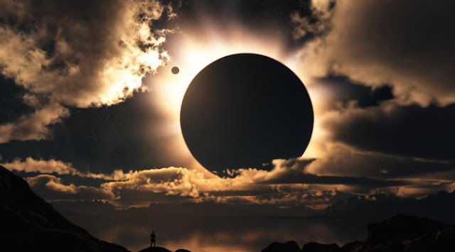 Hikmah di Balik Terjadinya Gerhana Matahari
