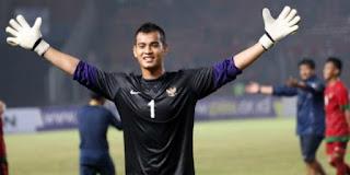 profil ravi murdianto kiper timnas indonesia U-19