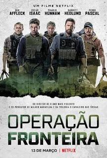 Operação Fronteira (2019) Dublado
