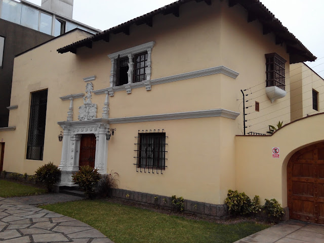 Casas de Lima Perú