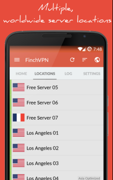 FinchVPN 1.2.4 Apk