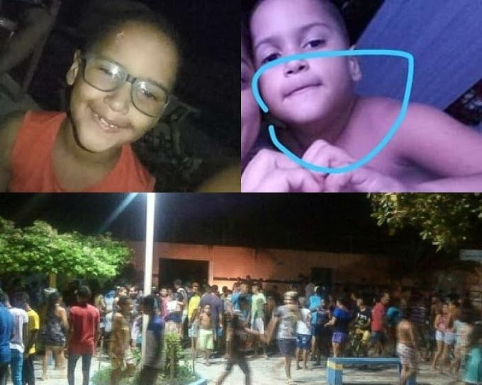Polícia prende homem suspeito de ser autor dos disparos que mataram 2 crianças no Maranhão