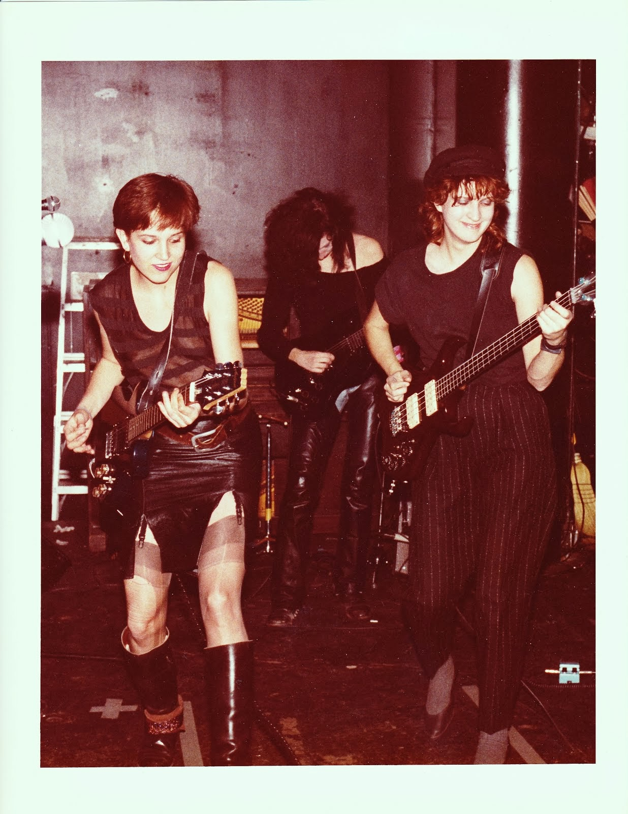 She, Irving Plaza, 1983