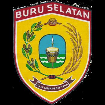Logo Kabupaten Buru Selatan PNG