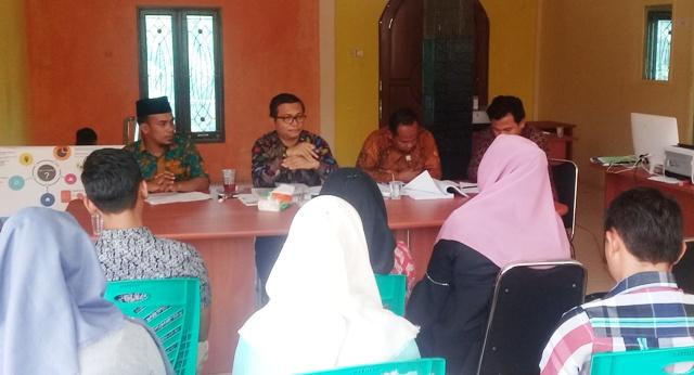 Bawaslu Padang Pariaman, Akan Lakukan Pengawasan Melekat Ferivikasi Faktual Partai Politik yang dilakukan KPU