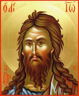 St. John the Baptist Daniel Neculae