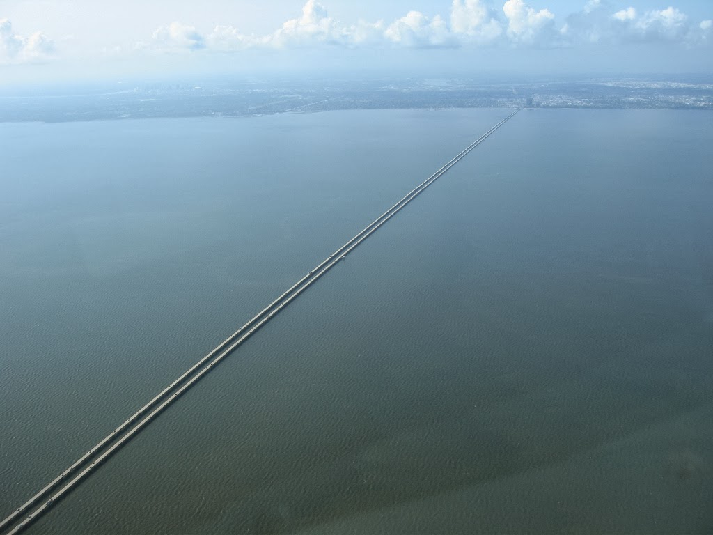 Amazing Magazine Longest Bridges In The World - Longest bridge in the usa