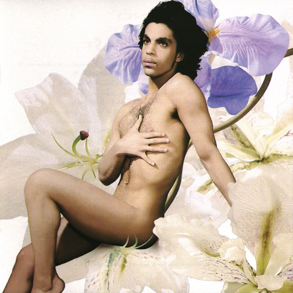 Prince - Lovesexy Cover