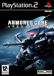 Armored Core Last Raven PAL PS2