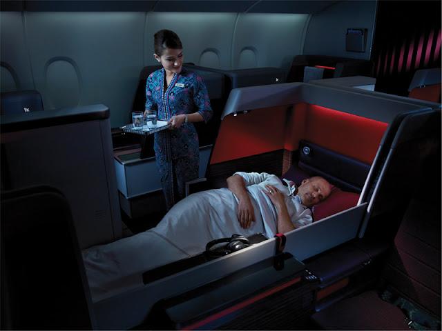 Pramugari Malaysia Airlines
