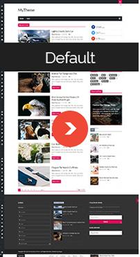 Surface - Responsive Magazine Blogger Theme - 17